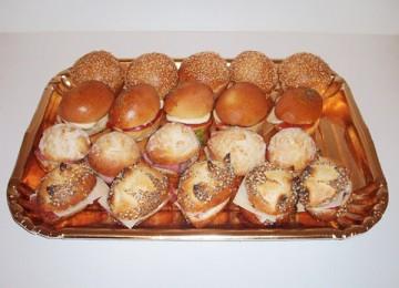 Mini sandwichs