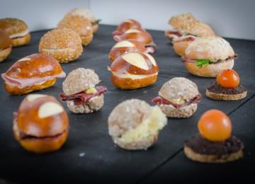 Mini-sandwichs